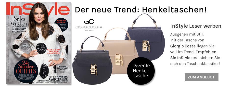 InStyle - Trendtasche Giorgio Costa