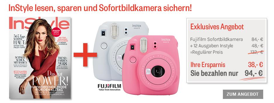 InStyle - Fujifilm Sparpakete