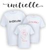 Initielle T-Shirt
