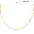 Open Chain Basic Necklace von fafe collection