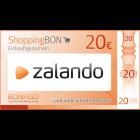 20 € Zalando ShoppingBON