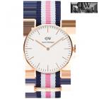 "DANIEL WELLINGTON Damen-Armbanduhr ""Classic Southampton"""
