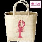 """Rice Korbtasche """"Lobster"""""""