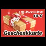 10 € Media Markt Gutschein
