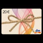 20 € dm-drogerie Gutschein