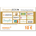 10 € ShoppingBON