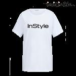 """T-Shirt """"InStyle"""" schwarz"""