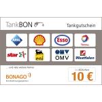 10 € TankBON