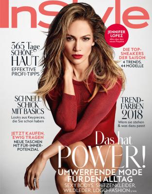 InStyle - aktuelle Ausgabe 02/2018