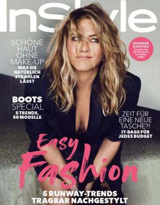 InStyle - aktuelle Ausgabe 09/2018