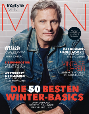 InStyle Men Winter 2020