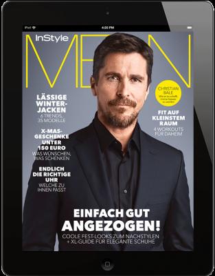 InStyle MEN Winter 2019 Download