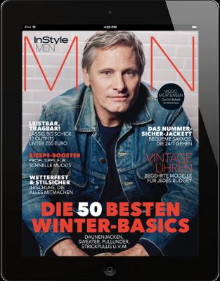 InStyle Men Winter 2020 Download