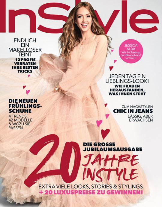 InStyle - aktuelle Ausgabe 05/2019