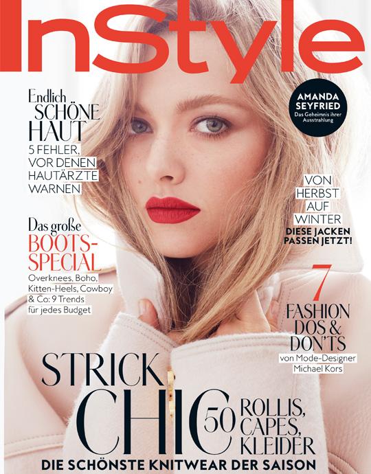 InStyle - aktuelle Ausgabe 11/2017