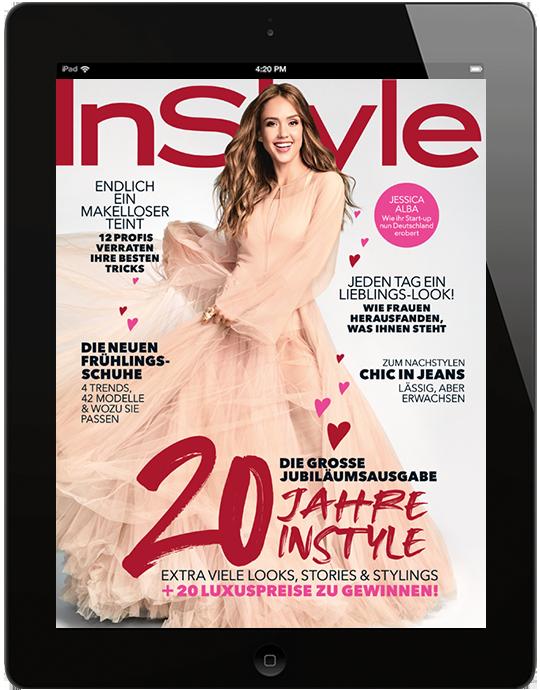InStyle E-Paper - aktuelle Ausgabe 05/2019