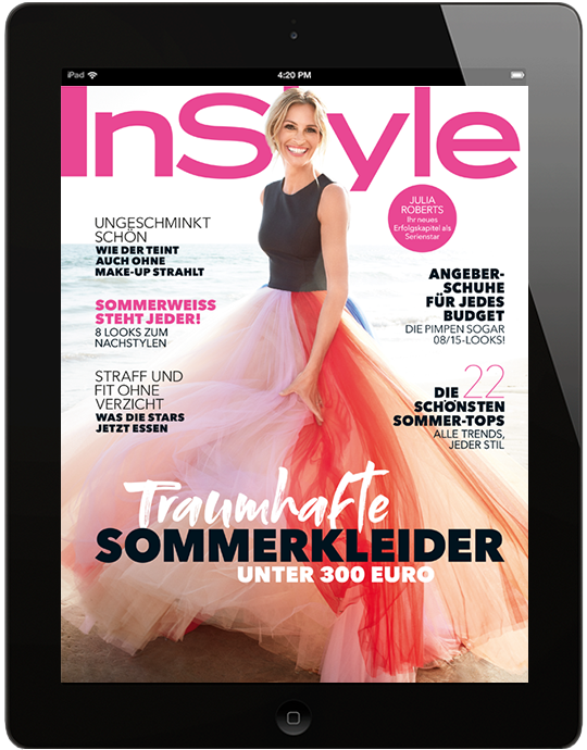 InStyle E-Paper - aktuelle Ausgabe 07/2019