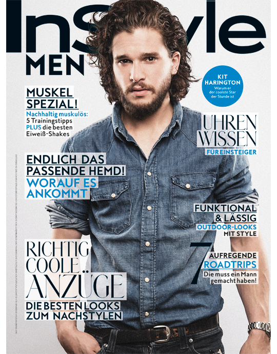 InStyle MEN Herbst/Winter 2016